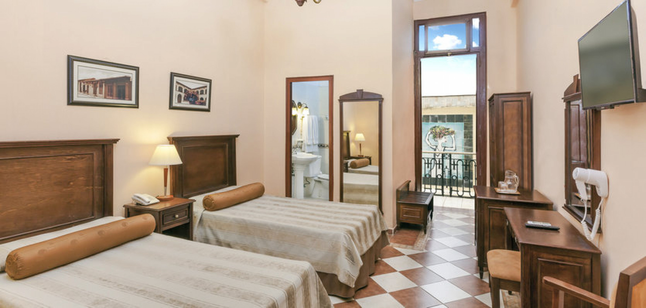 GRAN HOTEL managed by Meliá Hotels International - Chambre double - 1