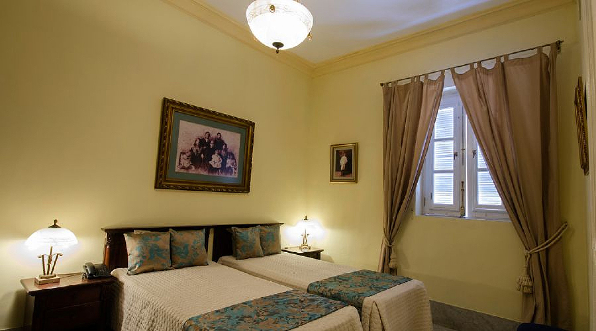 Hotel San Miguel - Chambre double - 1