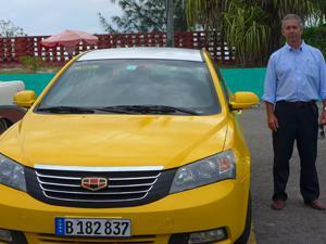 Geely Grand 7 o similar (Gaviota) - Car with Driver